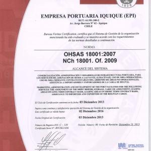ohsas180011